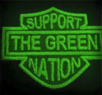 Support the Green Nation